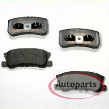 Citroën C-crosser 2.2 HDi Box 154 Front Brake Pads Discs 294mm Vented