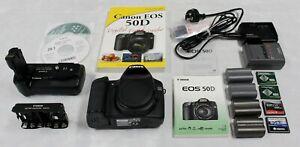 Canon  EOS 50D SLR Camera Bundle