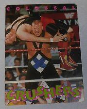 Ludvig Borga 1994 Action Packed WWF Card #36 WWE Tony Halme UFC Rings Wrestling