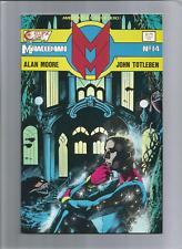 ECLIPSE COMICS;  MIRACLEMAN #14  ALAN MOORE & JOHN TOTLEBEN  NICE!!!!!