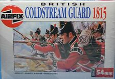 British Coldstream Guard Waterloo 1815 Airfix Series 54mm Model Kit 01553