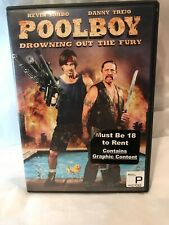 Poolboy: Drowning Out the Fury (DVD, 2012)