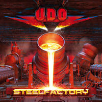 U.D.O. - Steelfactory - CD - 884860226523