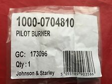 Johnson & Starley HiSpec 20 32 J20 J30 J32 & J40 Pilot Burner 1000-0704810