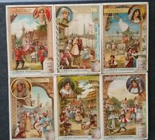 Liebig-Serie Nr.  586 Brauttrachten