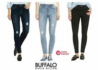 NEW!!! Buffalo David Bitton Women's Jess Rip & Repair Jean Size & Color VARIETY
