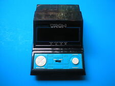 TOMYTRONIC TRON 1981 WALT DISNEY PRODUCTION HAND HELD VIDEO GAME, WORKS!