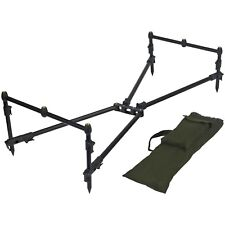 Carpa PRO 3 Rod Pod Con buzz bar e picchetti & Custodia