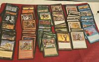 Magic the Gathering Tempest 1997 Mixed Lot of 82 Cards MTG
