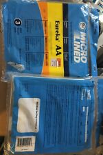 DVC 3 Eureka AA Upright Vacuum Bags Victory World Vac Powerline Premium Micro-Li