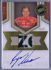 RYAN NEWMAN - 2013 MM Signature Edition - AUTOGRAPH / RACE USED - 25/99