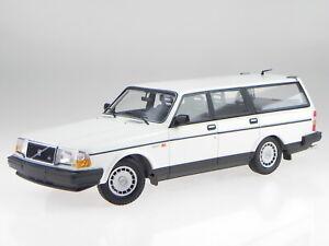 Volvo 240 GL Break 1986 white diecast modelcar 155171412 Minichamps 1:18