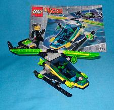 Lego 6773 Alpha Team  Helicopter  / komplett mit BA