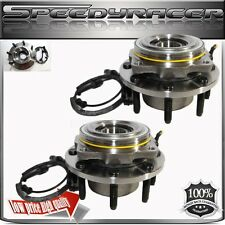 Wheel Hub Bearing FRONT for 2005-2010 Ford F250 F350 Super Duty Truck 4WD 1PAIR
