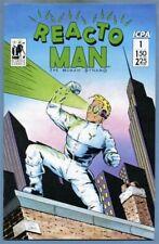 Reacto Man #1 (Feb 1987, B-Movie Comics) Ken Holewczynski