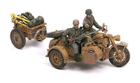 Forces of Valor 1:32, !!!Extra Selten!!! German ZUNDAPP KS 750 SIDECAR, 82206