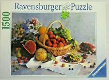 Ravensburger Puzzle - Bunter Früchtekorb - 1500 Teile