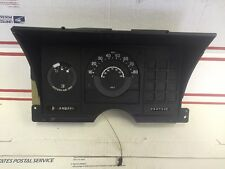 Chevrolet GMC Pickup Truck 1500 2500 3500 Model Vin C/K 88 89 90 Gauge Cluster