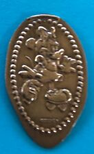 Disney Minnie Mouse Skating Wdw All Star Sports Resort Pressed Elongated Penny