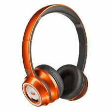 Monster N- Tune Headphone.Hd , Neon orange