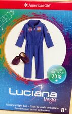 American Girl Luciana Flight Suit-Sneakers New in box NO Doll Space Luciana Vega