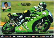 Andrew Pitt 2003 MotoGP Kawasaki