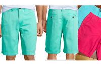 "NWT Mens Arizona Shorts Size 40, 38, 36, Classic Fit Flat Front 10"" Inseam JC173"