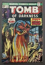Tomb Of Darkness #11 NM Marvel Comic Book 1974 Bronze Aged Gem Stan Lee Ungraded