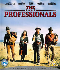 The Professionals Blu-Ray | (Burt Lancaster) (Lee Marvin) (1966)
