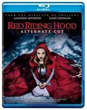 Red Riding Hood (Blu-ray) - NEW!!