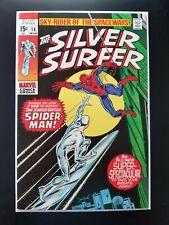 Silver Surfer 14 Marvel 1970 CGC 9.2 4 6? Spider-Man Key Comics MCU NM/NM+ Mint