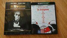 Stanley Kubrick Dr Strangelove 4k UHD & Blu Ray with Slip Cover