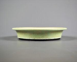 Bonsai Schale - Handmade - Frank Müller-Frostfest - ca.30x23,5x6 cm  - 21/174