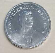 Schweiz  5 Franken  prägefrisch  (Wählen Sie unter: 1968 - 2000)