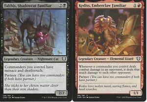 Familiar Menace: Custom MTG Magic Commander EDH 100 Card Deck (Falthis & Kediss)