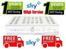 SKY+ PLUS BOX PVR3 160gb Model - PACE, THOMSON,AMSTRAD - 12 Month WARRANTY