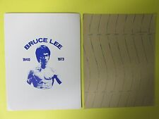 "BRUCE LEE ""RETURN OF THE DRAGON"" ORIGINAL MOVIE GIVE-A-WAY 1973 MINI POSTER"