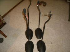 Speaker Stands - Black - Heavy - Nice !!