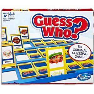 Guess Who Original Board Game