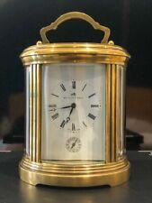 Reloj Despertador Matthew Norman Carro Oval llamativo