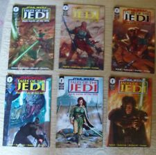 Dark Horse Comics Star Wars Tales of the Jedi Dark Lords of the Sith Issues 1-6