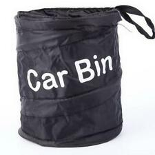 Mini Bin For Car Trash Garbage Rubbish  Collapsible Foldable Waste Basket Z ぱ