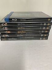 6 - HARRY POTTER - DVD/ Blu-ray Movie Collection Set