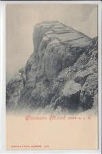 AK Berchtesgaden, Watzmann Hocheck, 1900