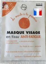 Masque Visage  En Tissu Anti- Fatigue   DMP   Du monde à la provence
