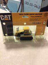 *CAT Challenger 65 Tractor 1989 FARM SHOW EDITION Ertl