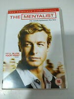 EL MENTALISTA TEMPORADA SEASON 1 COMPLETA - CASTELLANO ENGLISH 6 x DVD