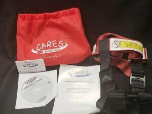 CARES Kidsflysafe Airplane Seat Harness Seatbet Safety Restraint Device