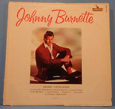 JOHNNY BURNETTE SELF LP 1961 MONO ORIGINAL PRESS ROCKABILLY NICE COND! VG/VG!!A