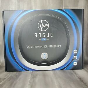 Hoover Rogue Robot 970 Smart Vacuum WiFi Smartwall Robart Mapping FAST SHIPPING